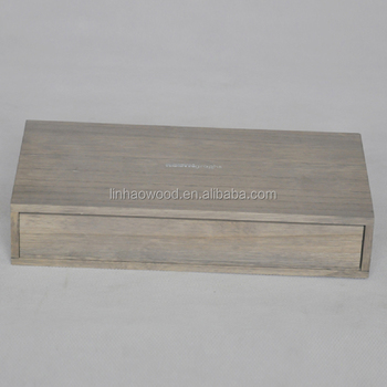100% Factory Supply Wooden Photo Album Box