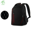 Alibaba China Supplier Black Anti Theft Cable Mesh Travel Backpack