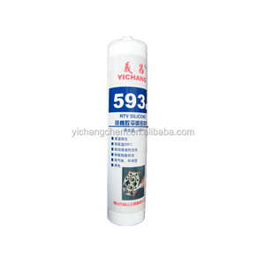 593 black silicone joint sealant