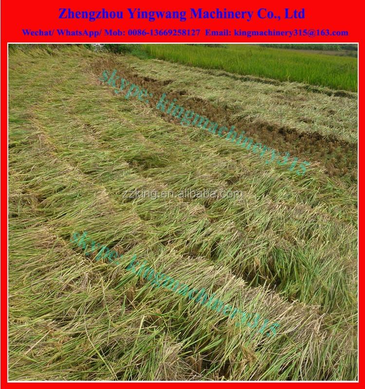 rice harvest machine price