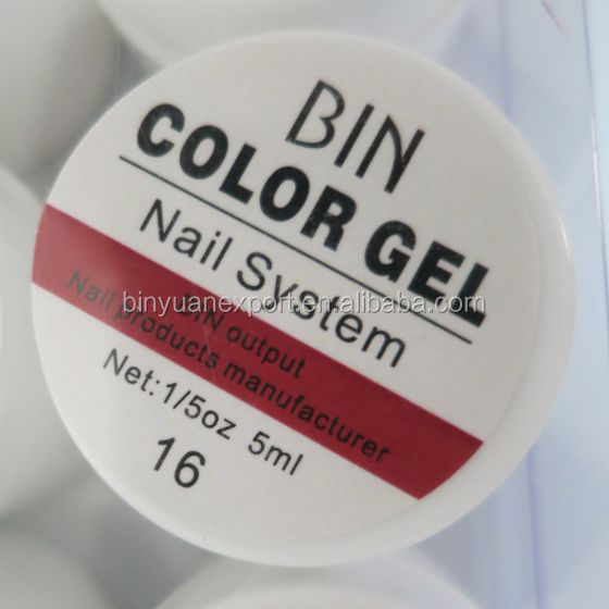 2015 Hot Selling uv gel builder