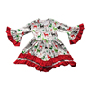 Winter Baby Girl Christmas Party Dresses