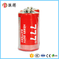 Custom logo High Power D Size R20 AM1 Alkaline Battery Dry for sale