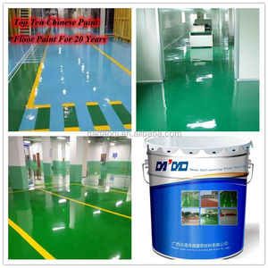 Epoxy Flooring Products For Factories For Parking Lot