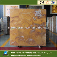Natural Light Yellow Marble Onyx Stone