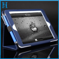 Cover For Apple iPad Mini 2 Tablet,Flip Case For iPad Mini 2 With Stylus Holder