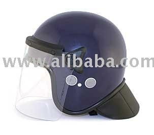 ARGUS PUBLIC ORDER HELMET WITH 3MM VISOR