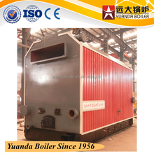 600000kcal 700kw 700 kw coal thermal oil boilers heaters for industry YLW series automatic fuel feeding