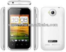 cheapest smartphone Android 2.3 3.5 inch HVGA android phone H3033