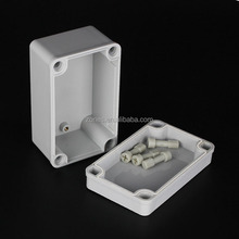 ip66 waterproof plastic enclosure electronic project box case