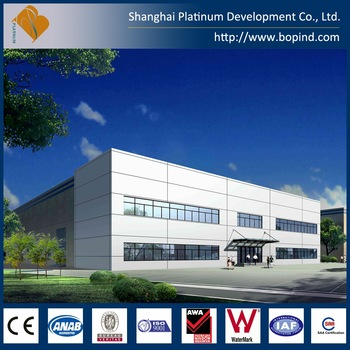 Steel Frame storehouse For Vegetables
