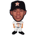 Creat your own MLB Carlos Correa toy mini bobblehead toys/factory direct sale bobble head spring toys/kids spring toys