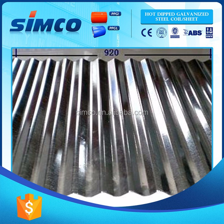 New Style High Quality metal roofing tiles corrugated steel roof sheet