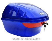 Anerte cheap motorcycle tail box motorcycle A-107 pp/abs box