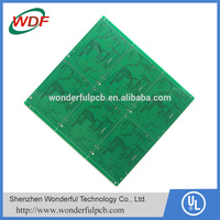Leading PCB manufacturer in shenzhen Flexible Bluetooth Keyboard High Quality Bluetooth PCB Design for Sale