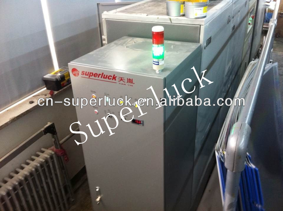 Printing House Using Water Dampening Filter System for Offset Printer on sale