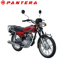Chinese Cheap Classic 125cc Gasoline Powered Half Automatic CG 125 Motorcycle
