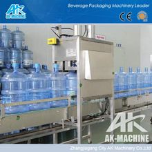 WOW ! 5 Gallon barrel water Filling Machine/barrel water production line/20l water filling