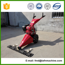 Self Propelled Petrol or Gasoline Hand Push Lawn Mowers For Lawn Mowing