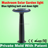 Unique Stand All In One Solar Outdoor Garden Light Part Globle