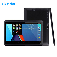 alibaba china Shenzhen OEM cheap tablets 7 inch quad core android 4.4 super smart pad q88 tablet pc