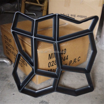 pavement mould for garden