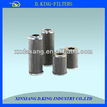 china top brand high pressure hydraulic in line oil filter