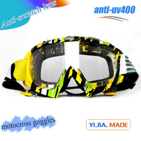 Popular anti dust motocross motorbike goggles top selling racing motor goggles cool racing motorbike goggles