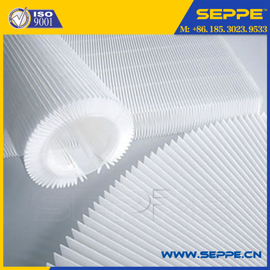 Environmental materials washable HEPA filter for air purifier