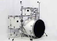 High Grade 5-pc Drum Set with Birch shell