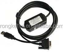 USB-PPI PLC Programming Cable USB to RS485 Adapter For S7-200 Series PLC, 6ES7 901-3DB30-0XA0