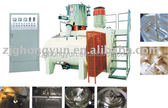 SRL-W Mixing Machine
