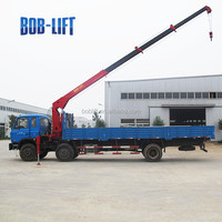European Standard Hydraulic Used Lattice Boom Truck Crane with CE Certificate OEM Service Made in China for Sale SQ4SA2