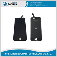 Big sales mobile phones display for iphone 5s screen with frame lcd screen and digitizer assembly for iphone 5s In Stock