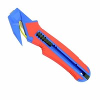 Double Color Safety Box Cutter