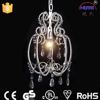 cheap antique furniture hot selling white pendant light/acrylic pendant light for home decoration wiht CE,UL approved NS-120147W