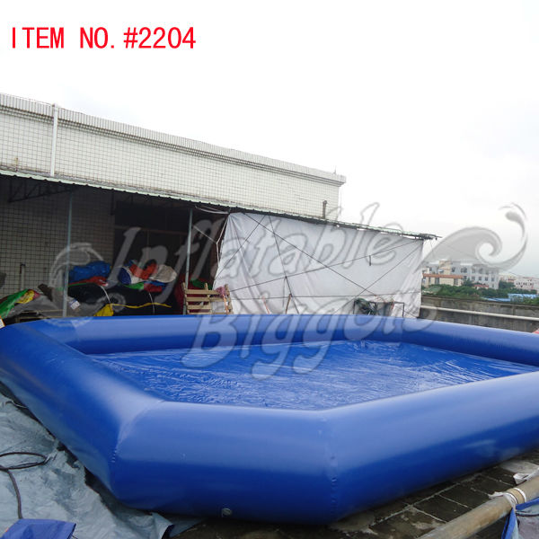 Commercial Blue Large Inflatable Swimming Pool Inflatable Pool For Sale Buy Outdoor Inflatable