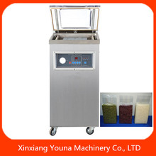fruit/vegetable/rice/seed/meat food vacuum sealer machine