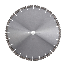 Laser Welded Diamond Saw Blade, 14 Inch Diamond Concrete Blades for Wet Or Dry Walk Behind Concrete Saws