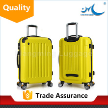 fashion design strong hand hard shell luggage cart