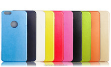 Ultra slim thin TPU LEATHER mobile phone case for G4 Manufacturer