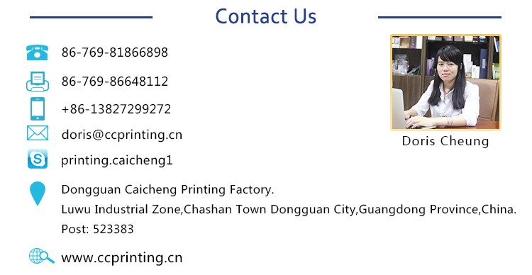 Contact Us Doris Cheung