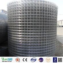 5*5 welded wire mesh used protect house fence/animal fence