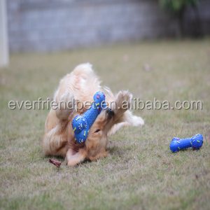 2014 Hot sales Everfriendpet vinyl dog ball toy