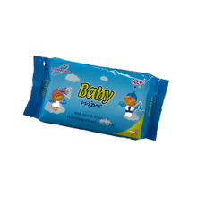 Hot sale cheap price private lable natural baby use wet wipes