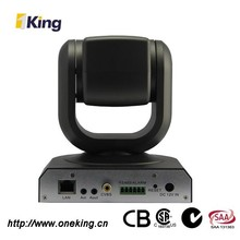 Full hd auto tracking ptz ip camera video conference webcam FCC CE ROHS
