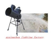 Guangzhou Electronic 1300W large Snow Machine for Remote
