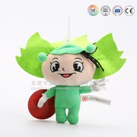Top sale ranks super soft baby toys keychain