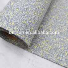 6mm 8mm 10mm 12mm gym shock sound insulation rubber epdm speckled roll flooring mat/ rubber floor /roll floor