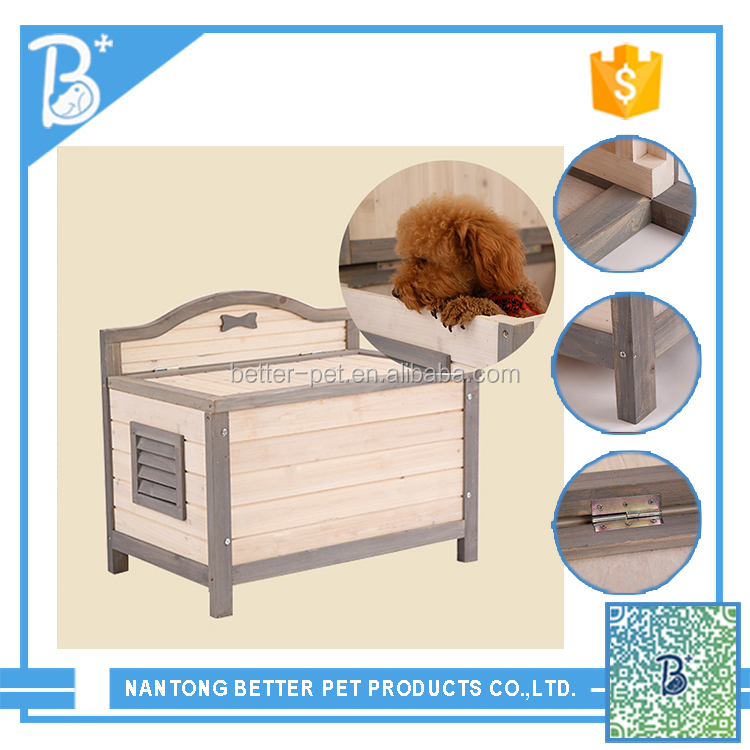 Eco-Friendly wooden Pet Houses,Dog product bed crib